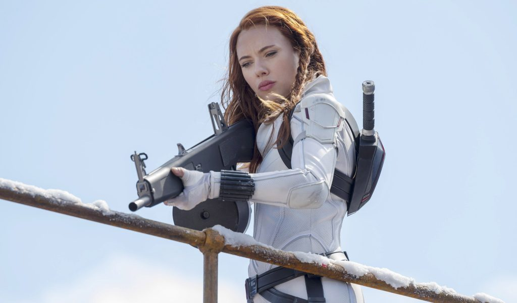 """'Black Widow' Scarlett Johansson Lawsuit: Actress' Agent Slams Disney For """"Direct Attack On Her Character"""" & Leaving Talent Out Of Streaming Profit Equation.jpg"""