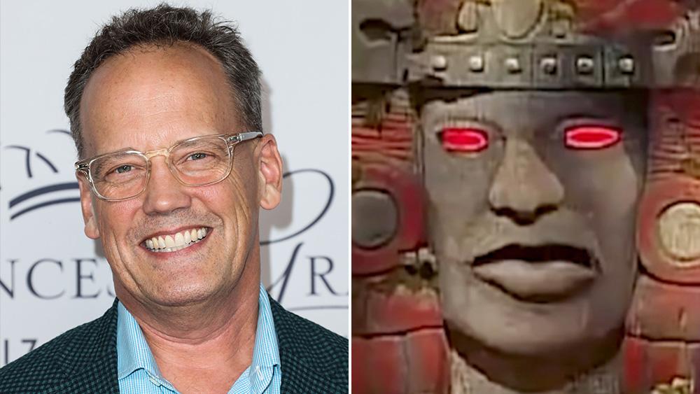 'Legends Of The Hidden Temple': Dee Bradley Baker To Return As Olmec's Voice For The CW Reboot.jpg