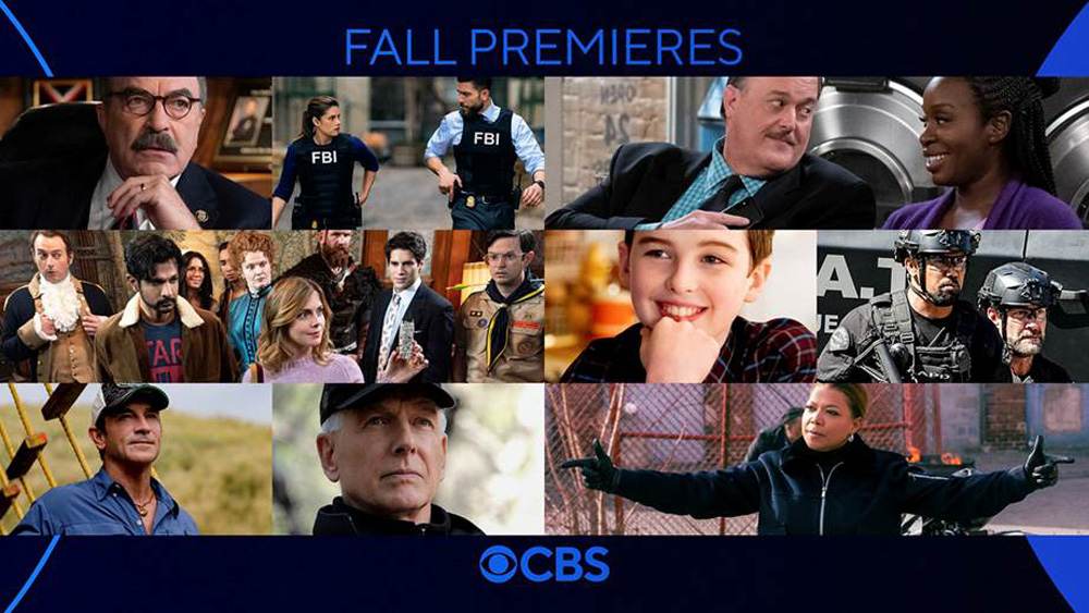 CBS Premiere Dates: New 'NCIS', 'CSI', 'FBI' Series With Coming Comedies, Dramas And Reality Fare