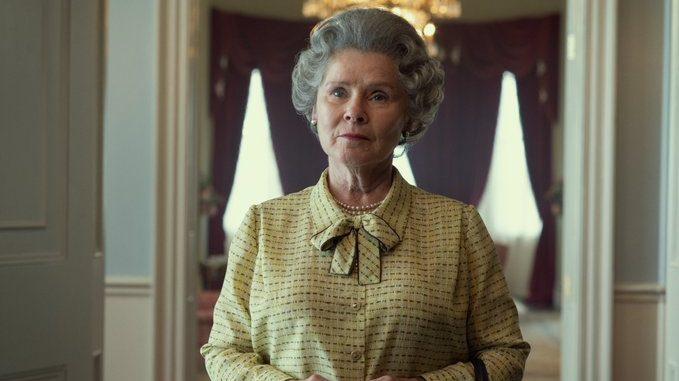'The Crown': Netflix Releases First Image Of Imelda Staunton As Queen Elizabeth II.jpg
