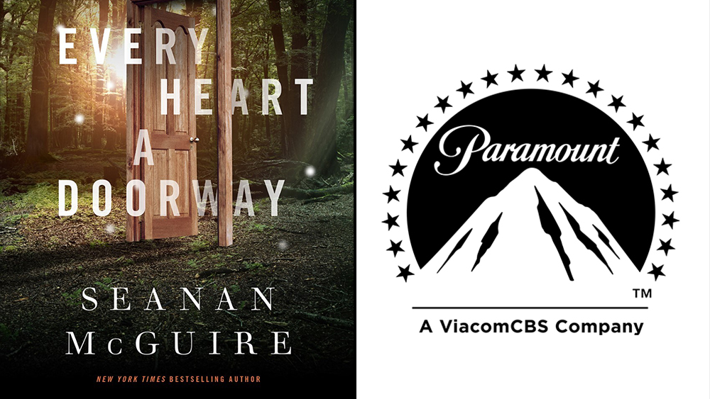 Paramount Pictures Lands Rights To Bestselling Book Series 'Wayward Children'.jpg