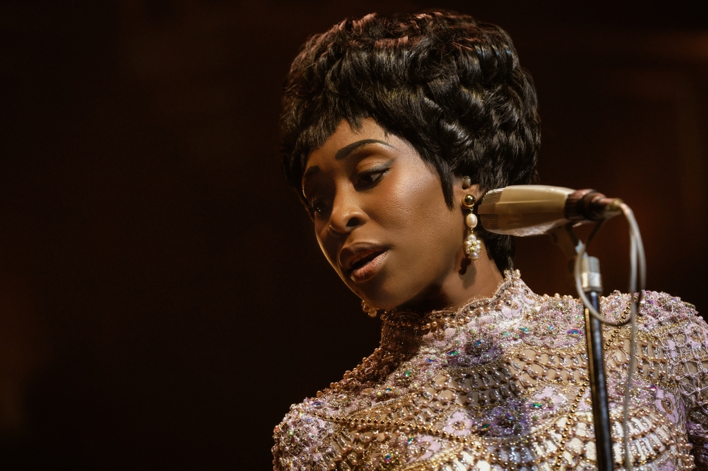 """Cynthia Erivo On Emmy Nomination For Portrayal of Aretha Franklin: """"I Felt A Duty To Play Her As Honestly As Possible"""".jpg"""