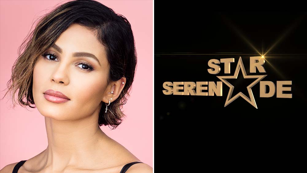 'Star Serenade' Music Reality Series In The Works At ITV America With Singer Actress Greice Santo