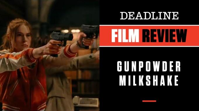 'Gunpowder Milkshake' Review: Angela Bassett, Karen