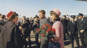 JFK Revisited: Through the Looking Glass,