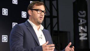 James Rushton Co-CEO of DAZN