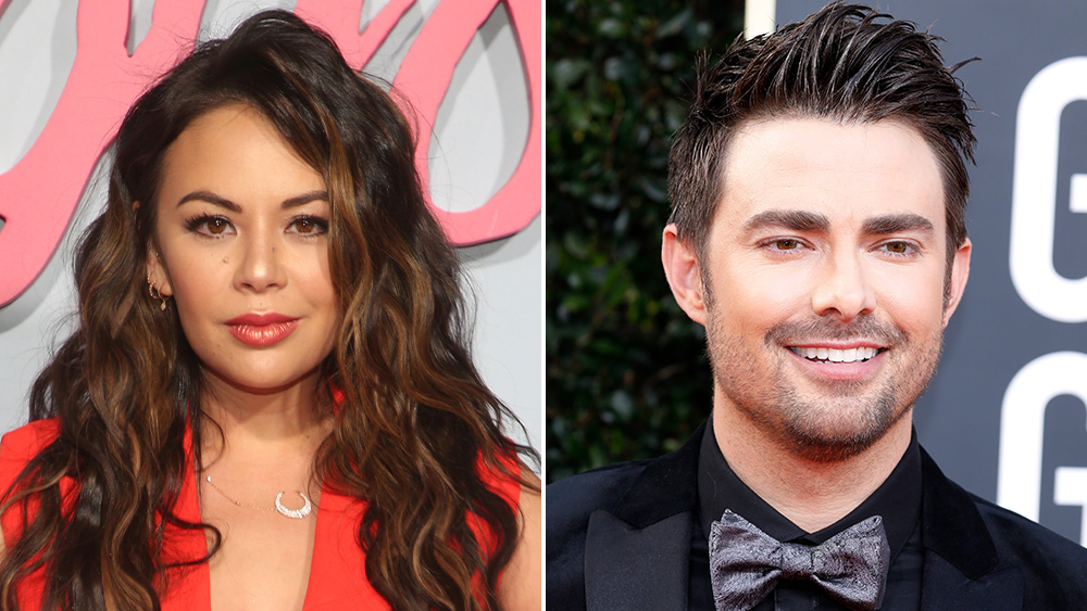 Janel Parrish & Jonathan Bennett Board Indie Horror Pic 'The Bog'; Ashley Nicole Williams Joins 'The Crusades'.jpg