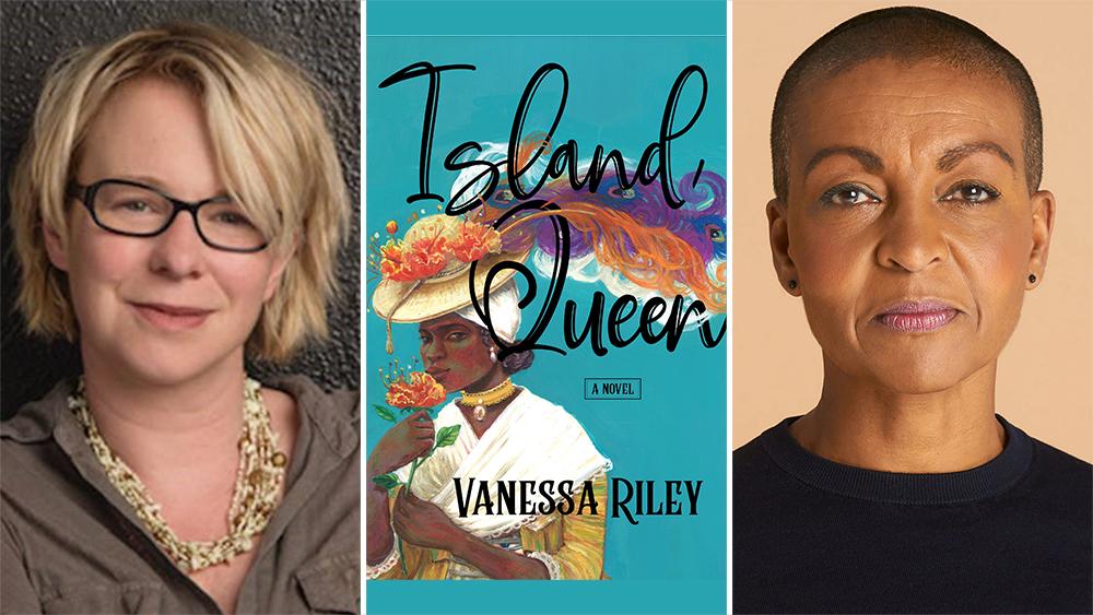 'Bridgerton's Julie Anne Robinson & Adjoa Andoh Team On Screen Adaptation Of Vanessa Riley's 'Island Queen'.jpg