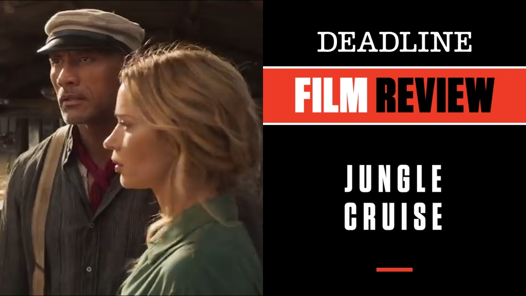 'Jungle Cruise' Review: Dwayne Johnson & Emily Blunt Are E-Ticket Teaming In Special Effects-Heavy Movie Based On Disneyland Ride.jpg