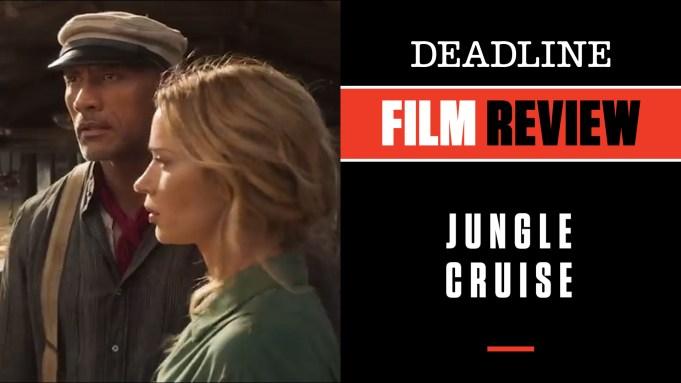 'Jungle Cruise' Review: Dwayne Johnson &