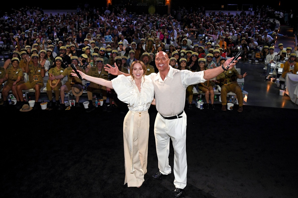 'Jungle Cruise' Delivers Grand Hollywood Movie Premiere During Covid Fourth Wave.jpg