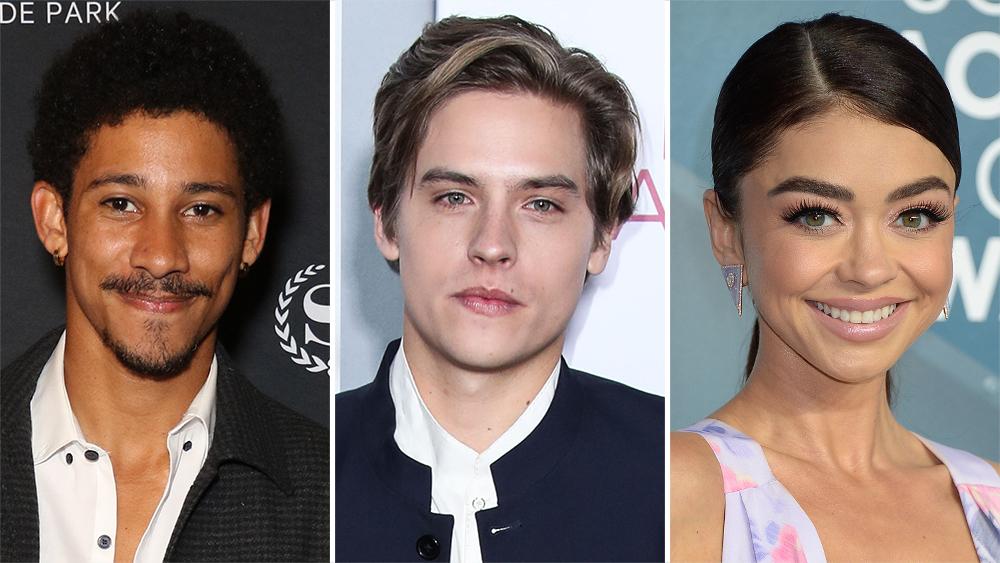 Keiynan Lonsdale, Dylan Sprouse, Sarah Hyland Set For LGBTQ Rom-Com 'My Fake Boyfriend' From Lionsgate & Buzzfeed.jpg