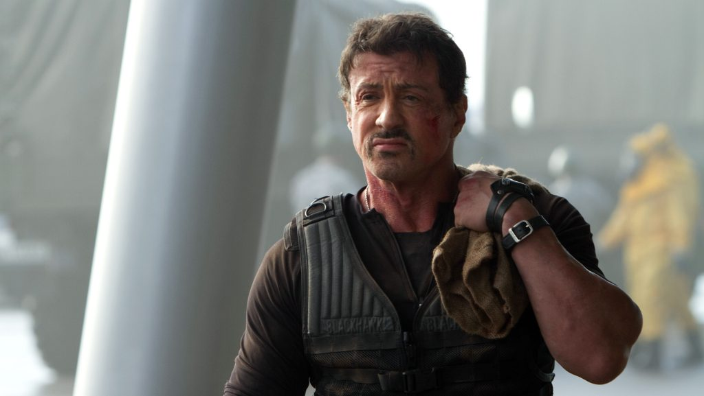 Sylvester Stallone Teases Upcoming 'Expendables 4' With Barney New Ring.jpg