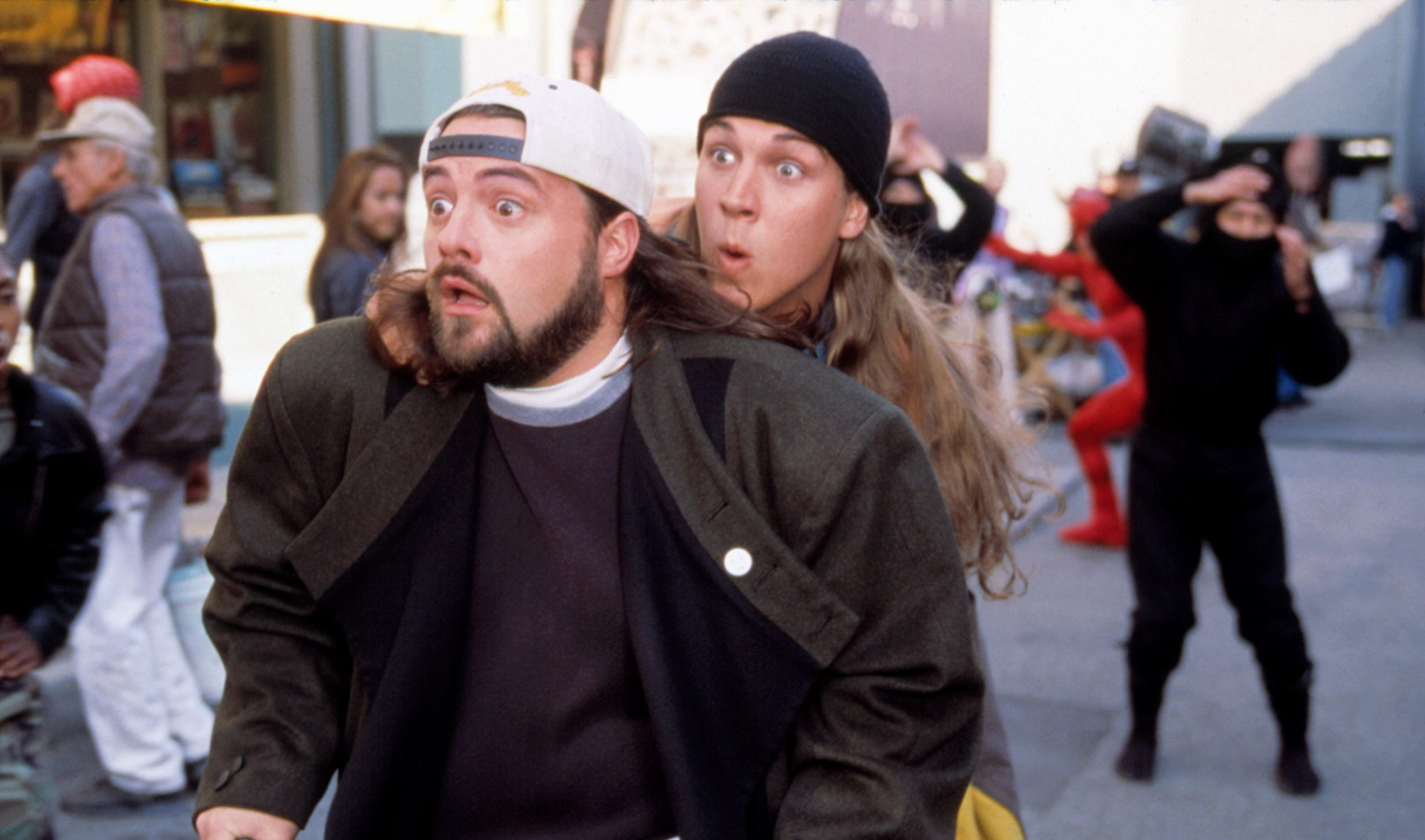 Clerks III': Kevin Smith Threequel Acquired By Lionsgate – Deadline