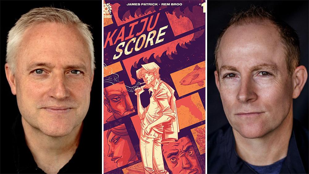 'The Kaiju Score': Brian & Mark Gunn Adapting AfterShock Comics Series For Sony, Escape Artists.jpg