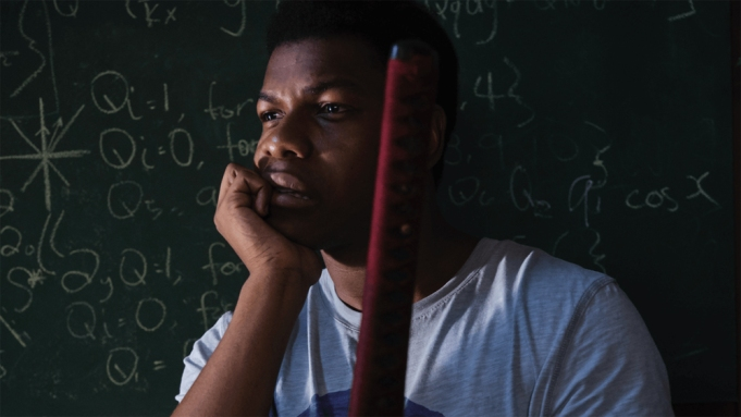 Jon Boyega 'Naked Singularity' trailer