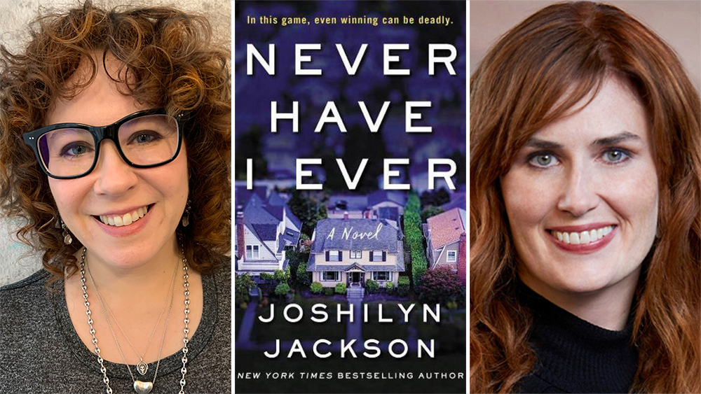 Heather Mitchell & Jenna Bans To Adapt 'Never Have I Ever' Novel As Drama Series For Fox & Appian Way.jpg
