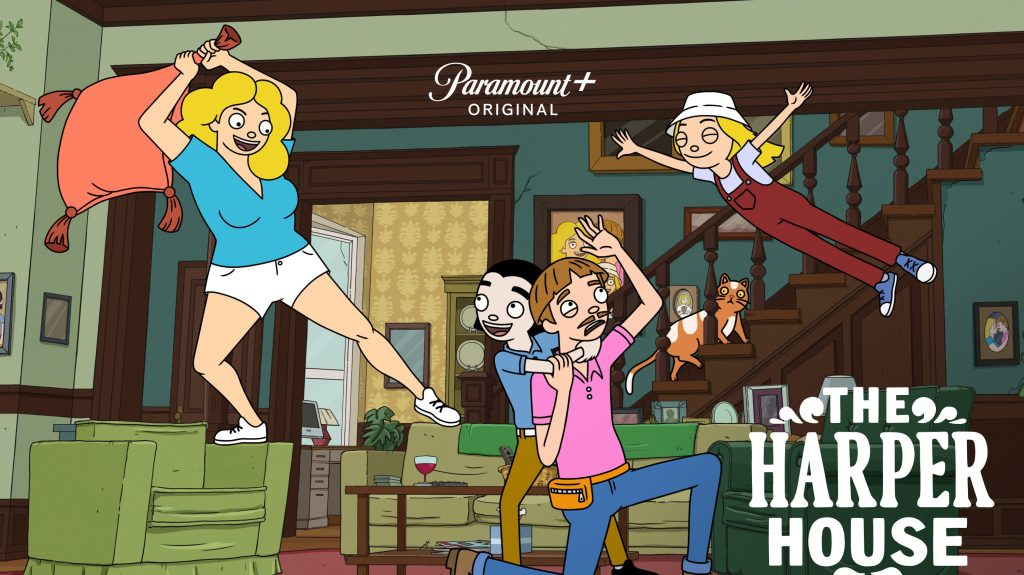 'The Harper House' Trailer, Premiere Date: First Look At Adult Animated Comedy Series From Paramount+.jpg