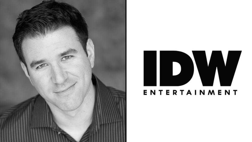 IDW Taps Paul Davidson As EVP Entertainment.jpg