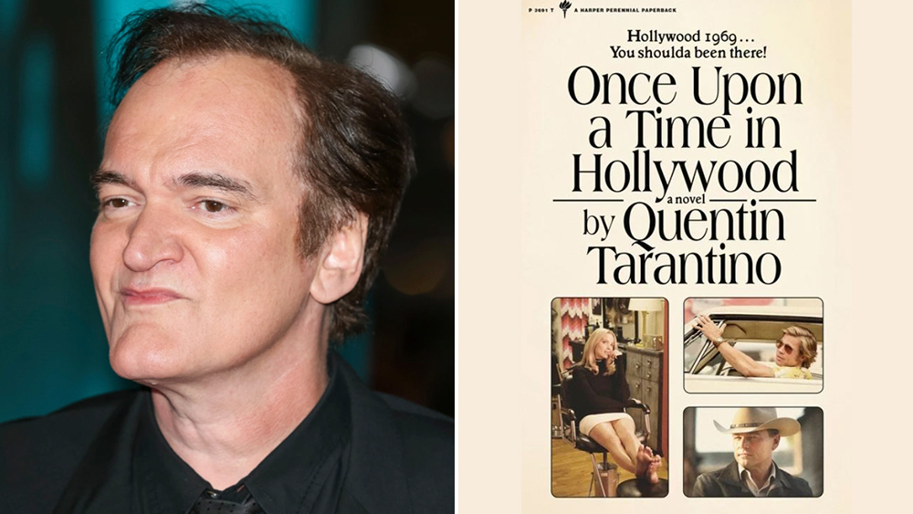 Quentin Tarantino On His 'Once Upon A Time In Hollywood' Novel, Retirement, Fatherhood, And Other Great Tales: Deadline Q&A.jpg