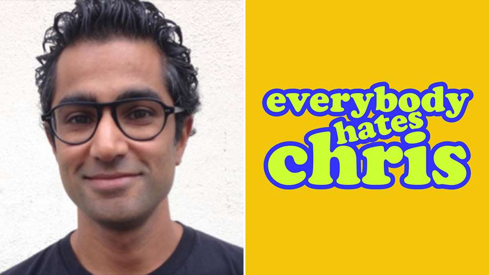 'Everybody Hates Chris': Sanjay Shah To Write Animated Reboot In Works At CBS Studios.jpg