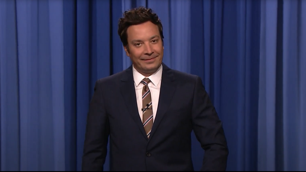 The Tonight Show: Jimmy Fallon Roasts Jeff Bezos And His New Shepard Rocket Following Billionaire's Trip To Space