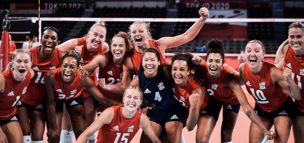 Tokyo Olympics Full TV & Streaming Schedule: How To Watch Everything On NBC & Peacock, Including USA Women's Volleyball Going For Gold – Update
