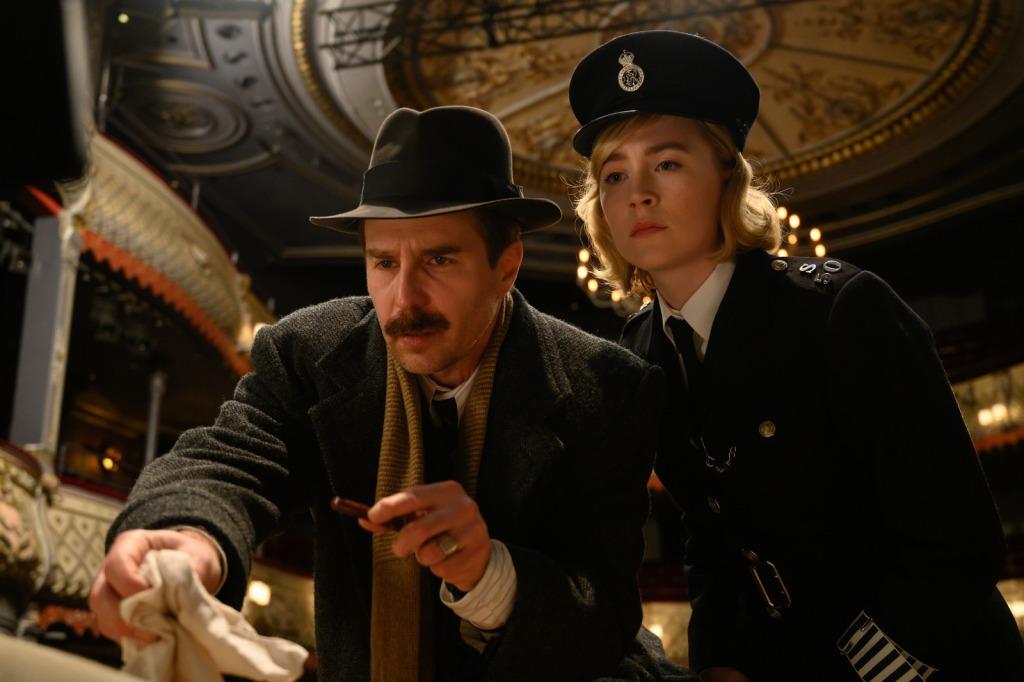 Searchlight Mystery Pic Starring Saoirse Ronan And Sam Rockwell Gets Title, Releases First Image.jpg
