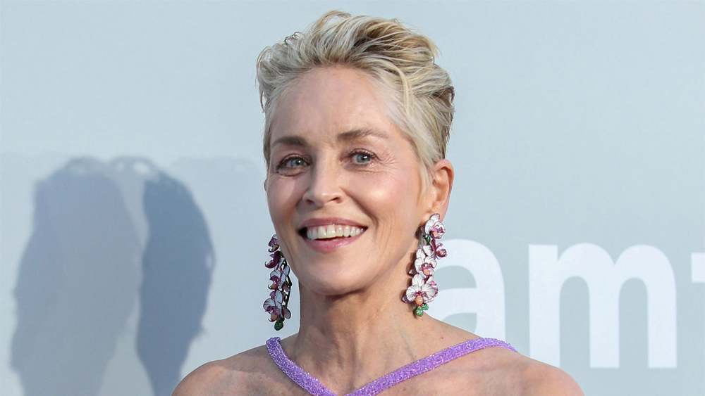 """SAG-AFTRA Board Candidate Sharon Stone Says She Lost Union Health Coverage Over $13 & Was """"Threatened"""" With Losing A Job For Insisting On Vaccinated Set.jpg"""