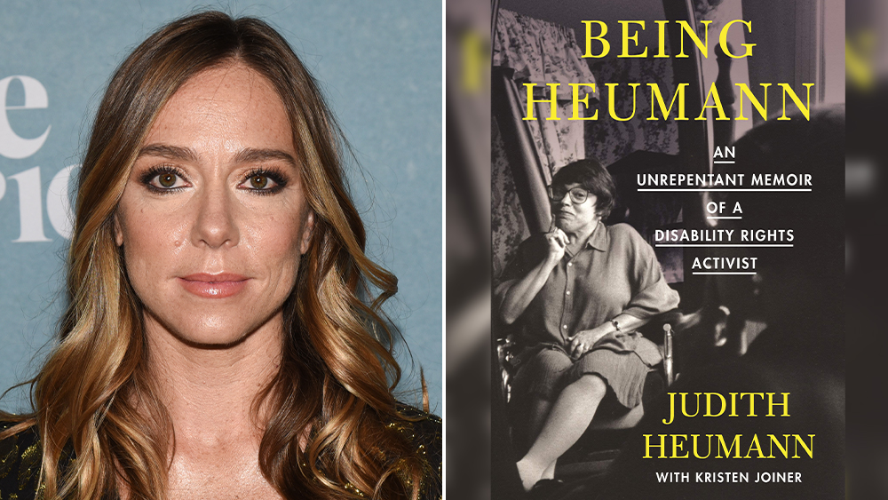 Apple Taps 'CODA's Siân Heder To Helm & Write Judy Heumann's Memoir 'Being Heumann'; 'Oklahoma' Tony Winner Ali Stroker Eyed To Star.jpg