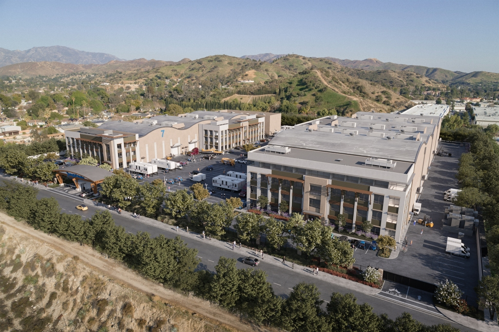 Hudson Pacific, Blackstone To Build Sunset Glenoaks; Partners' Fourth LA Studio Project Amid Spiking Demand For Sound Stages.jpg