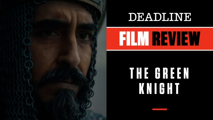 'The Green Knight' Review: Dev Patel