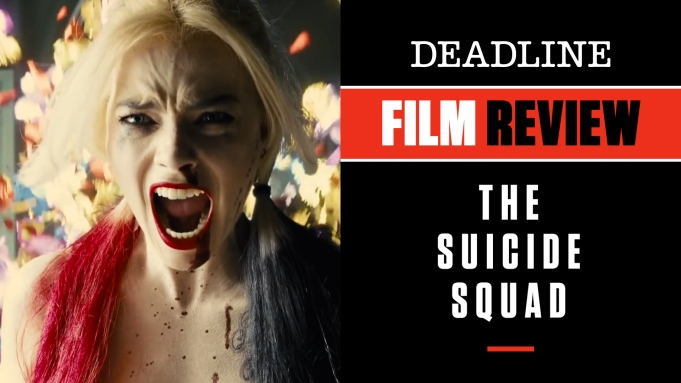 'The Suicide Squad' Review: Idris Elba
