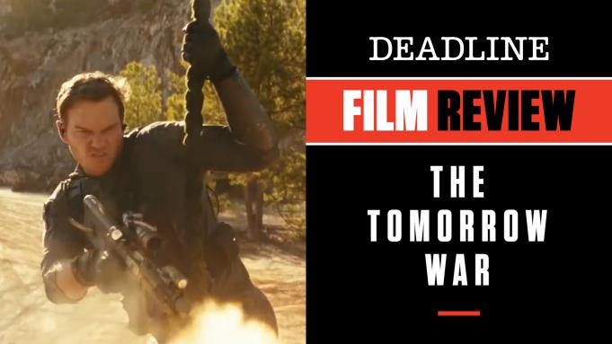 'The Tomorrow War' Review: Chris Pratt