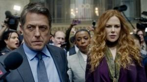 Hugh Grant and Nicole Kidman in 'The Undoing'