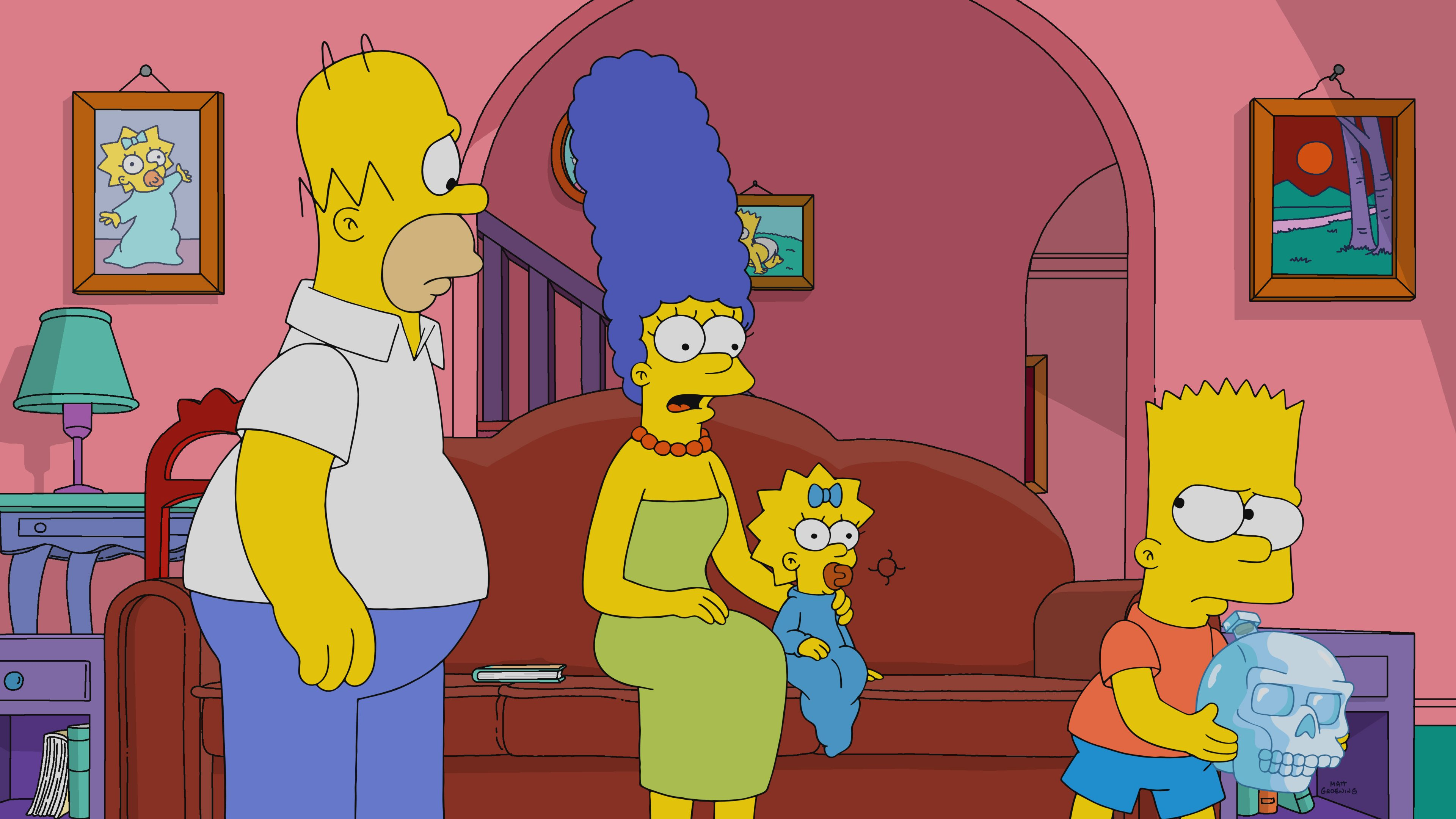 The Simpsons' Season 33 Gets Musical Premiere, Revamped Treehouse Of Horror  – Deadline