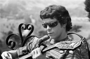 Lou Reed of The Velvet Underground