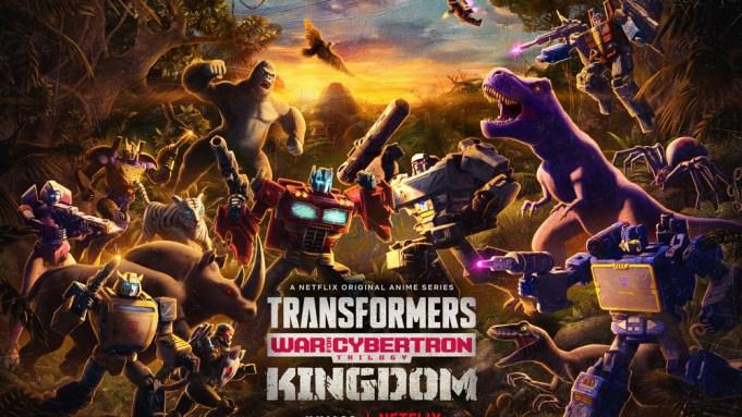 'Transformers: War for Cybertron: Kingdom' Trailer: