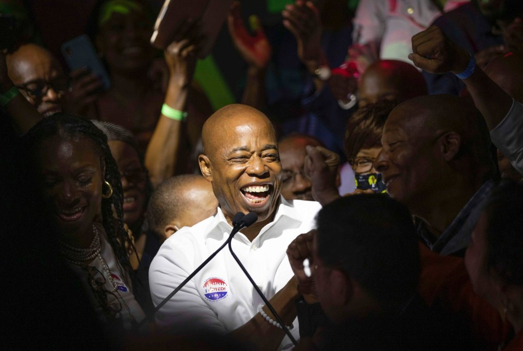 Associated Press Calls for New York City Mayor's Democratic Primary by Eric Adams – News Block
