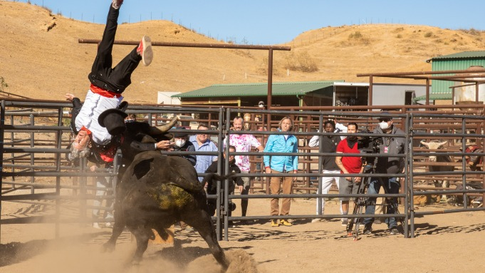 'Jackass Forever' Trailer Debuts With Johnny