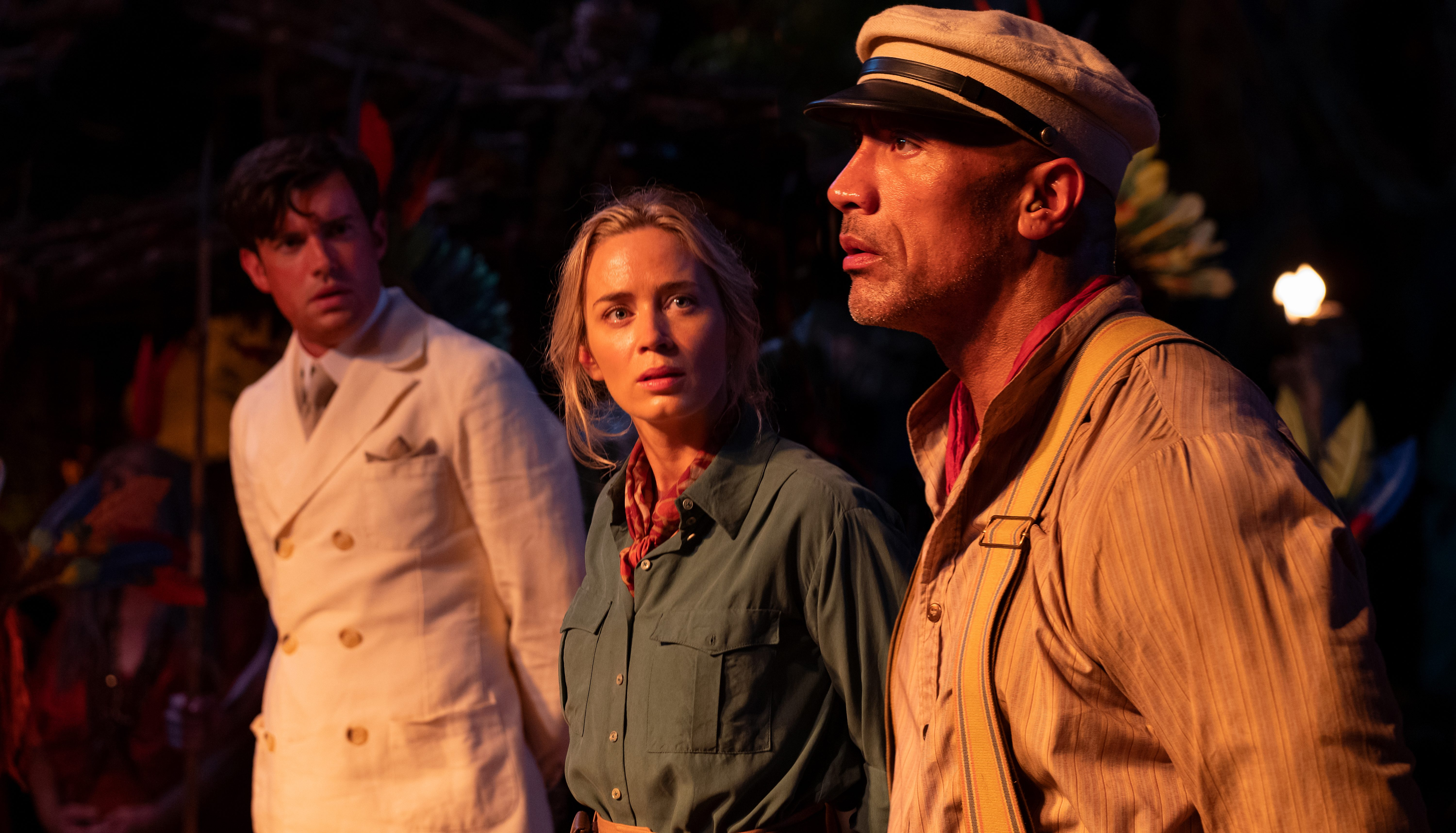 'Jungle Cruise' Heading To $32M+ Theatrical Opening – Saturday AM Update