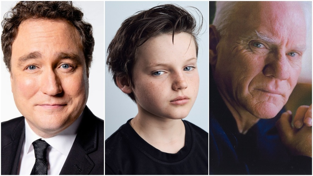 Lionsgate Looks To Replicate 'Schitt's Creek' Success With Canadian Comedy 'Son Of A Critch' Starring Mark Critch, Malcolm McDowell & Benjamin Evan Ainsworth.jpg