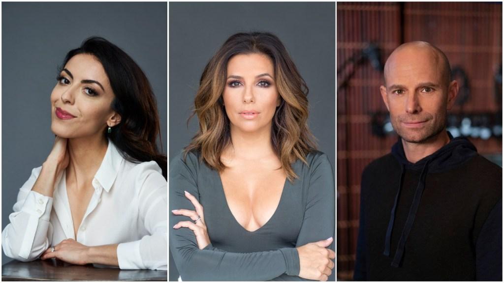 Grace Parra Janney, Josh Bycel & Eva Longoria Developing Mexican-American Family Comedy For ABC.jpg