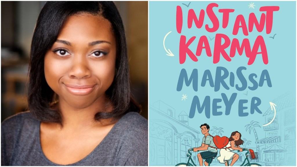 'Grown-ish's Ritza Bloom Developing TV Adaptation Of Marissa Meyer's 'Instant Karma' For HBO Max.jpg
