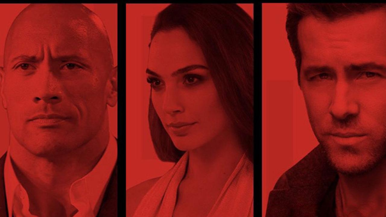 Dwayne Johnson, Gal Gadot & Ryan Reynolds Netflix Action Movie 'Red Notice'  Sets Release Date – Deadline