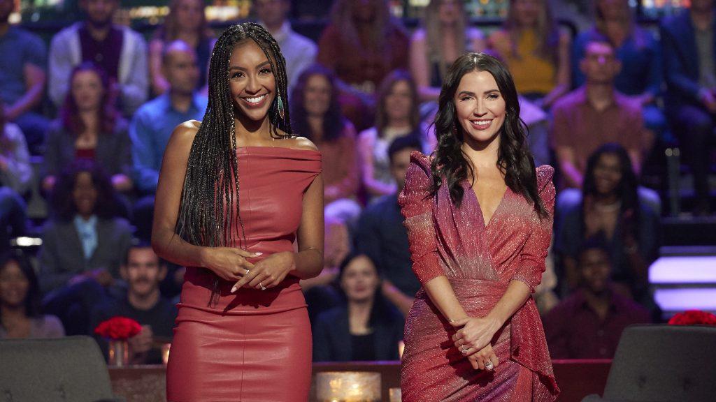 'The Bachelorette': Tayshia Adams & Kaitlyn Bristowe To Return As Hosts For Season 18 Of ABC Reality Series.jpg