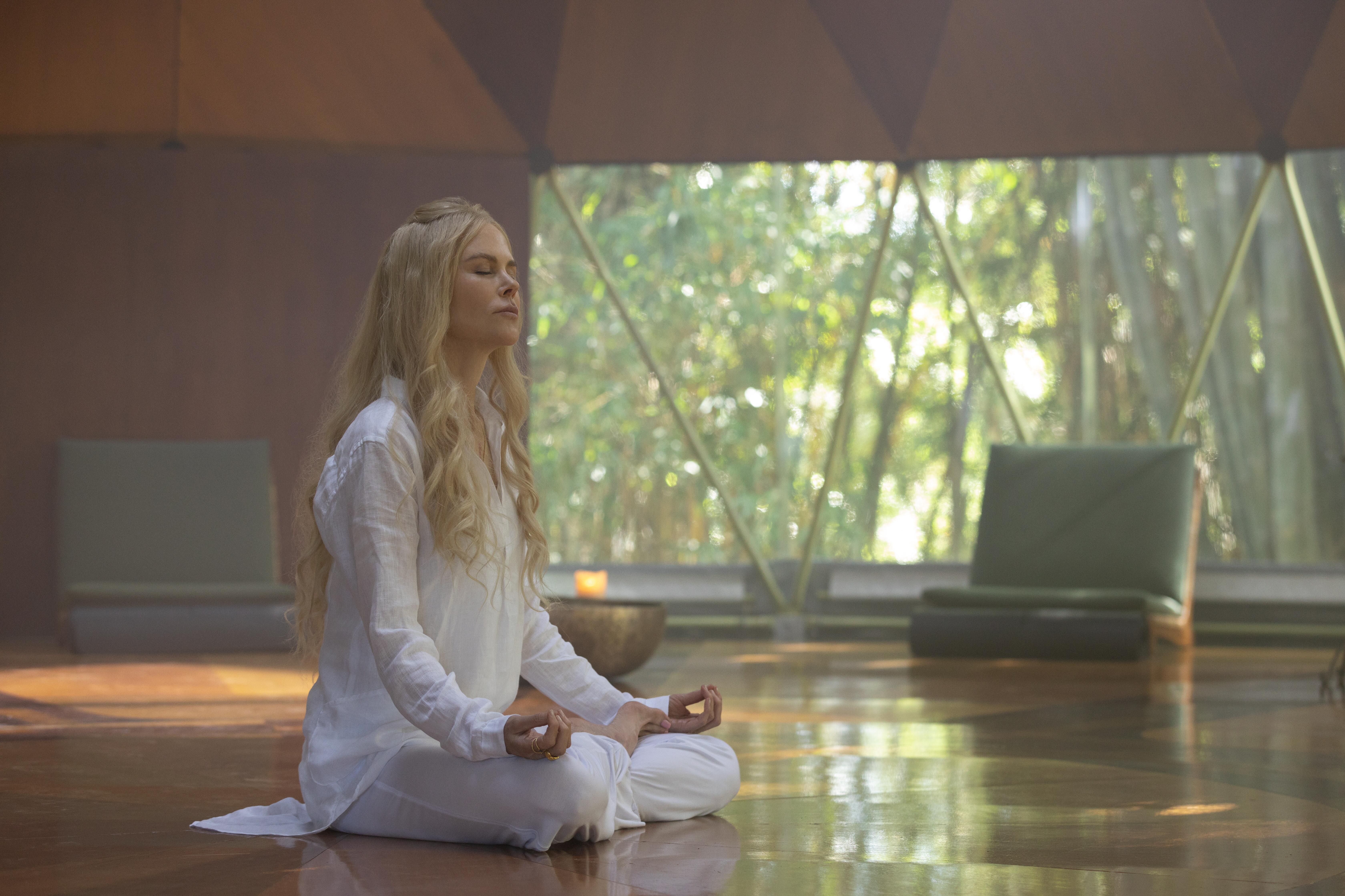 "Nine Perfect Strangers' Nicole Kidman Calls Hulu Drama ""Trippy ..."