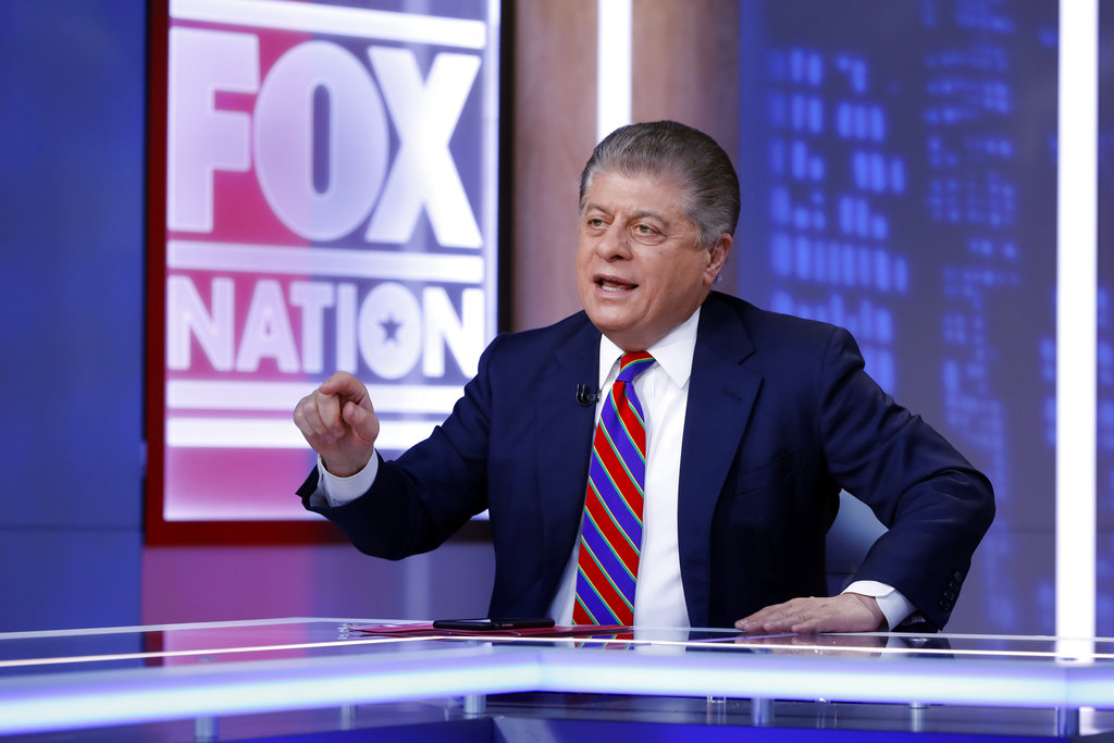 Andrew Napolitano Out At Fox News After Business Network Employee Alleges Sexual Harassment