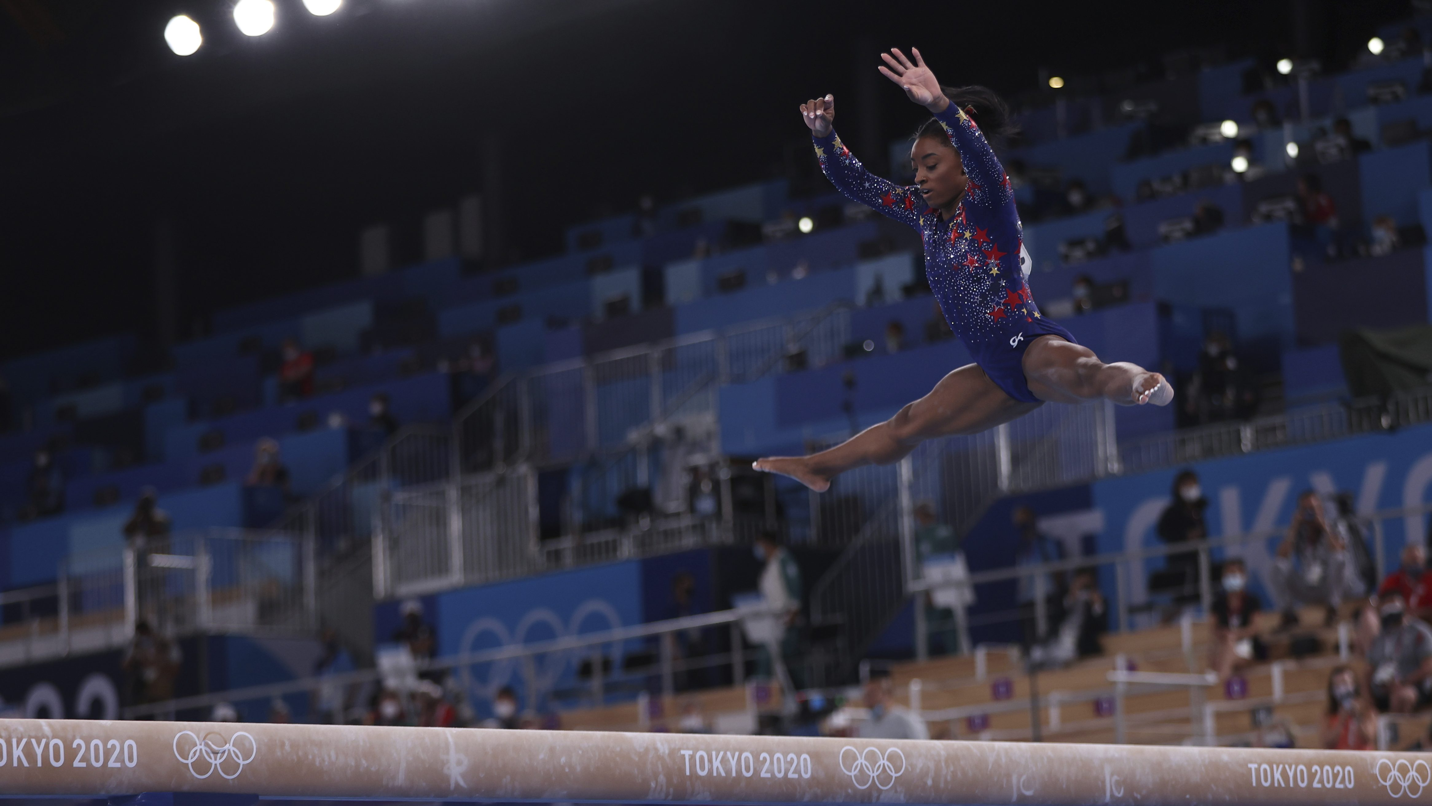 5 Ways To Watch Simone Biles' Return To The Balance Beam On Tuesday: Tokyo Olympics TV & Streaming Schedule For NBC & Peacock  – Update