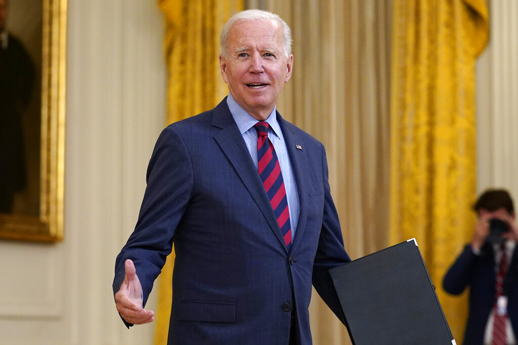 """Joe Biden Touts Disney, Netflix And Fox For Covid Vaccine Requirements: """"I Will Have Their Backs"""""""
